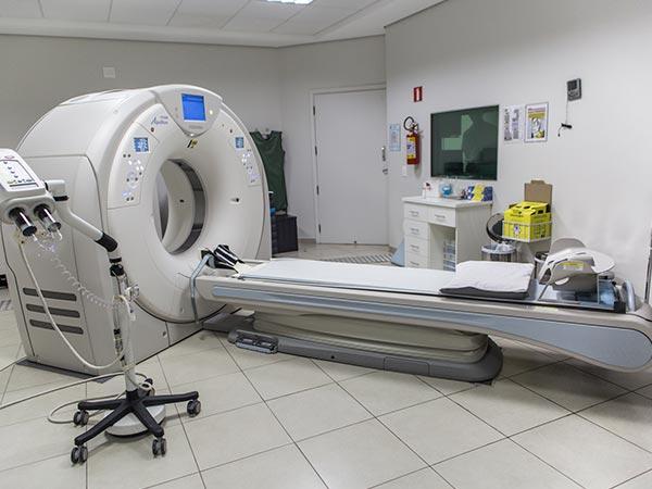 Tomografia exames radiológicos