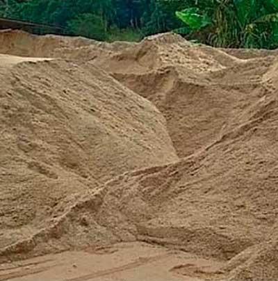 areia-lavada