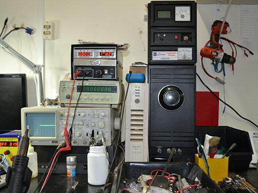 Reparos eletrônicos
