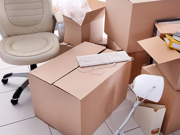 serviços embalagem móveis