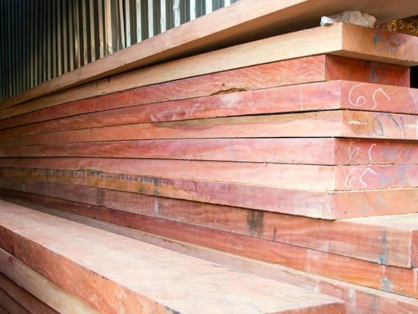 Loja madeira tábuas