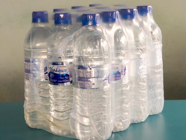Garrafa água mineral