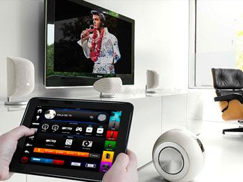 Home theater automatizado