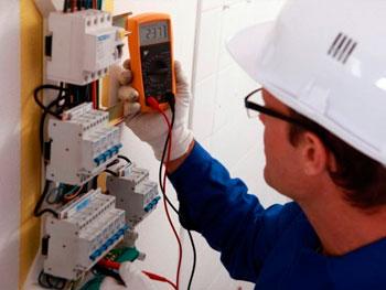 Serviços eletricista