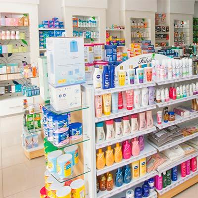 Desodorantes e perfumes