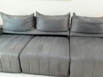 Impermeabilização de sofá