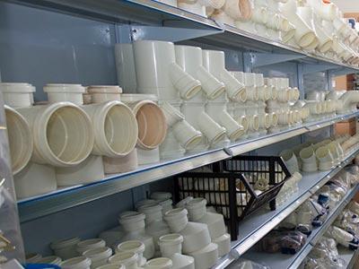 Canos de PVC