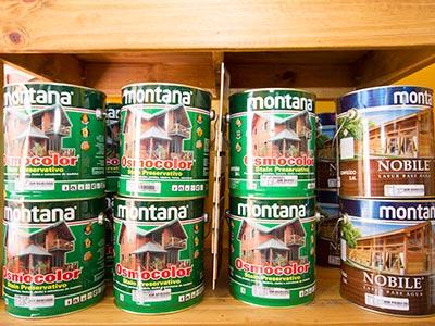 Tintas Montana