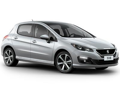 Carro da Peugeot