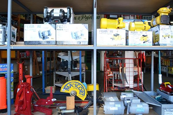 Compressores e Ferramentas Elétricas