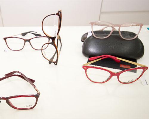 óculos de grau rayban