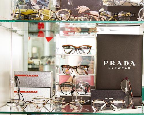 óculos de grau- prada