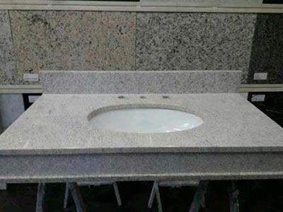 Pia para lavabos
