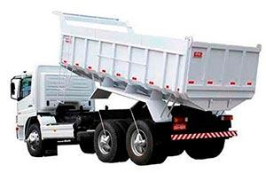 Produtos para caminhão basculante