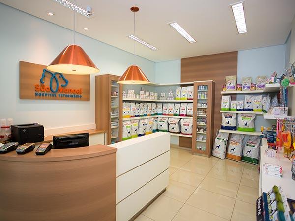 Farmácia veterinária São Manoel