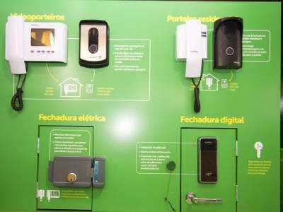 Acessórios para portões eletrônicos