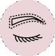design de sobrancelhas tradicional e com henna