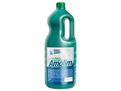 Água sanitária Amolim