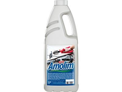 Solução para limpar automóveis