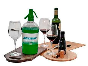 Produtos para combinar com bebidas