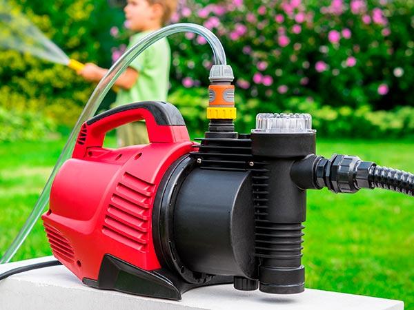 Reparo de bombas d'água