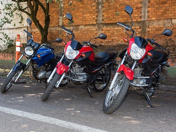 Habilitação para moto