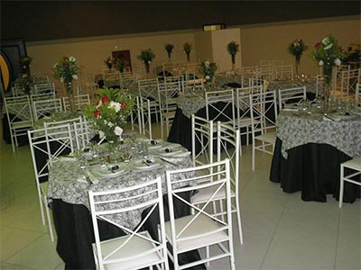 decoração-mesas