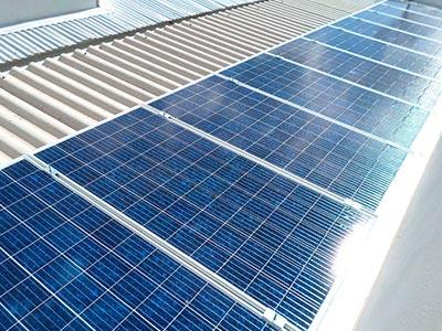 Energia fotovoltaica para residências