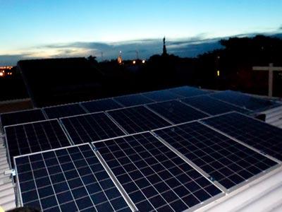 Energia fotovoltaica para economizar na conta de luz