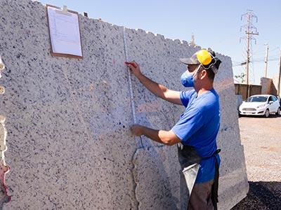 Mármore para construção civil