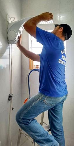 Instalações de Chuveiros Elétricos