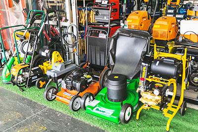 máquinas-jardinagem-solda-geradores