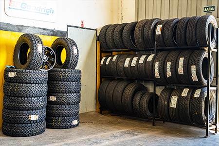 pneus multimarcas