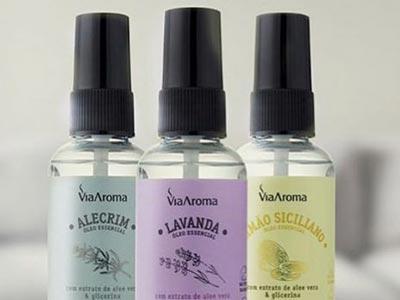Spray antisséptico para mãos