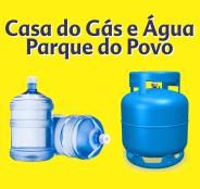 Casa do Gás e Água Parque do Povo