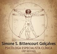 Psicóloga Simone S. Bittencourt Gonçalves