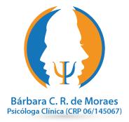 Bárbara C. R. de Moraes - Psicóloga