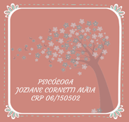 Psicóloga Joziane Cornetti Maia