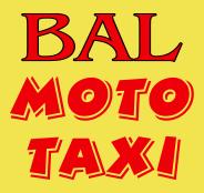 Bal Moto Táxi