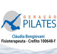 Geração Pilates Cláudia Bongiovani