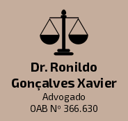 Ronildo Gonçalves Xavier Advogado