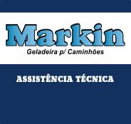 Markin Geladeiras para Caminhões Venda e Assistência Técnica