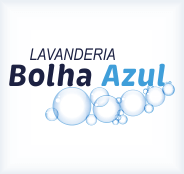 Lavanderia Bolha Azul