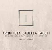 Arquiteta Isabella Taguti