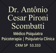 Dr. Antônio Scombatti Psiquiatra