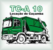 Tc-a 10 Locação de Caçamba