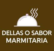 Marmitaria Delivery Dellas O Sabor