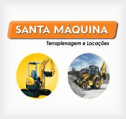 Santa Máquina Locações e Serviços