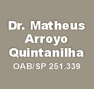 Matheus Arroyo Quintanilha Advogado