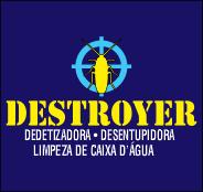 Destroyer Dedetizadora e Desentupidora